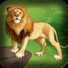 African Lion Safari Hunter Image