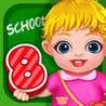 Little Baby School: Kids Learn ABC! Kindergarten Mini Games Image