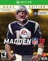 Madden NFL 18 Image