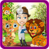 Wild Animals Skin Surgery and Treatment Doctor Game Image