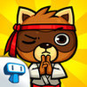 Please be Quiet! The Virtual Pet Ninja Raccoon Image