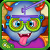 Monster Baby Eye Doctor - A Crazy Little Doctor Care Clinic to learn & Play for fun Time Image