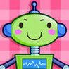 Cyber Friends Makeover - Robot Baby Dress Up SPA Image