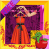 Beautiful Clothes Puzzle Game Image