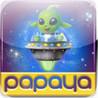 Papaya Planet Bubble Image
