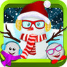 Snowman Dress Up - Crazy winter fashion salon, a stylish clothing boutique game Image