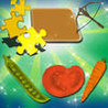 Vegetables Fun Magical All In One Games Collection Image