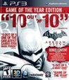 Batman: Arkham City - Game of the Year Edition Image