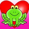 Valentine Frog Image