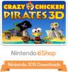 Crazy Chicken: Pirates 3D Image