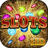 Ace Gem & Jewel Slots Jackpot Machine Games - Lucky Spin To Win Prize Wheel Casino Game HD Image