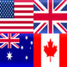 Matching Flags Image