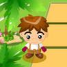 Little Boy Gardener Image