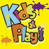 Kids at Play for Coloring Image