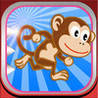 Endless Monkey - Endless fun, tap to jump and bounce in the air with fancy characters, Browny, Pinky and Panda but don't touch the spikes! Image