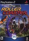 Theme Park Roller Coaster Image