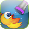 Flazzi Chick: hit the baby flying birds Image