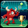 Monster Flick Tennis - A Creature Sport Arcade Game Image