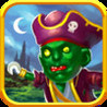 Amazing Pirate Zombies Jump HD - The Hunt For Brain Feast Image