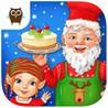 Santa's Christmas Kitchen - Make Cupcakes, Cheesecake and Gingerbread Cookies Image