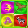 123 All In One Learning Ride - Memory Flash Cards Learning Trip Game Image