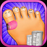 Crazy Toe Surgery- Amateur Surgeon Game for Little Doctor Image