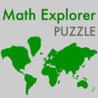 Math Explorer Puzzle Image