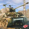War Tank City Attack 3D - Heavy Armored Panzer Tank Strike against Modern Tanks in Battlefield Image