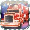 Christmas Truck Parking 3D Image