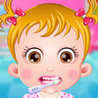 Baby Brush & Sleep & Wash Face & Cry - for Kids Game Image