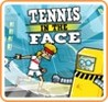 Tennis in the Face Image