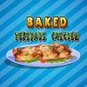 Baked Teriyaki Chicken Cooking Image