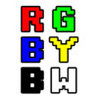 RGBYBW Pro - Don't Tap The Wrong Colors Image