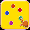 Colorful Dot Splatz Challenge - Simple Adventure Puzzle Game Image