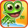 Amazing Jumping Frog HD Image
