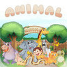 Funny Word Animals For Kids Image