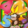 Ace Monkey Mayhem Puzzles - Math Numbers Crossword Games Image