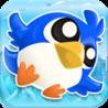 Turdy Birdie - The Adventure of a Flappy and Blue Flying Birdy Pro Version HD Image
