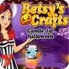 Halloween Candle Jar Game for Kids and Adult Image