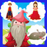 A Kids Game: Find the Mistakes in the Princess Fairy Tale Land Image