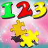 123 Numbers Puzzle Counting Magical Game Image