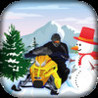 Snow Jammer - Frosty Mountain Snowmobile Adventure Full Image