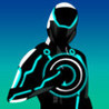 A Fast Neon Motorcycle Racing Game - Grand Auto Sports Legacy Adventure Image