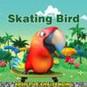 Skating Bird Image