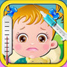 Holiday Sick Baby & Cry & Sleep  - Need Your Care & Family Doctor Office Image
