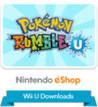 Pokemon Rumble U