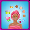 New Years Girls Spa Wedding Hair Salon - Makeover Princess Image