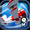 Ace Stunt Pilot Air Patrol - Fly Once and Retry Airplane Game Image