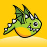 Hungry Flappy Dragon Image