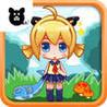 Cute Girl Run - Beauty, adventure Image